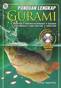 Panduan Lengkap Gurami + VCD