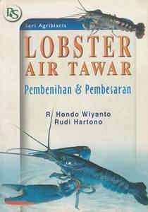 Pembenihan & Pembesaran Lobster Air Tawar