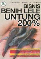 Bisnis Benih Lele Untung 200%