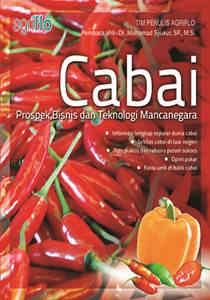 Cabai (Agriflo) – Prospek Bisnis dan Teknologi Mancanegara