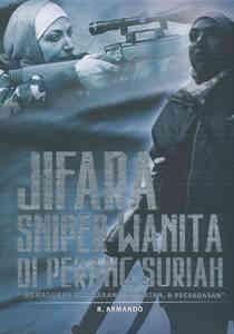 Gifara Sniper Wanita di Perang Suriah