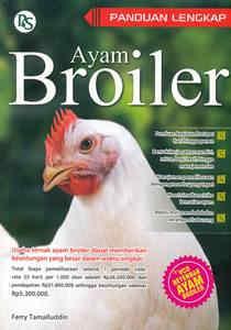 Panduan Lengkap Ayam Broiler +VCD