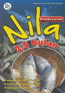 Pembesaran Nila 2,5 Bulan
