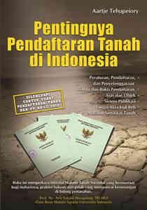 Pentingnya Pendaftaran Tanah Di Indonesia
