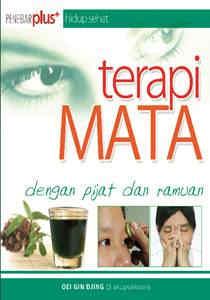 Terapi mata dengan pijat ramuan