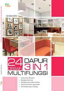 24 Desain Dapur 3 in 1 Multifungsi
