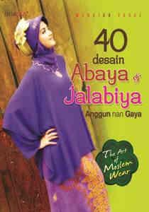 40 Desain Abaya dan Jalabiya