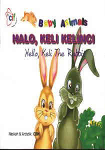 Halo, Keli Kelinci (Hello, Keli The Rabbit) – Dwi Bahasa