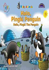 Halo, Pingki Penguin (Hello, Pingki The Penguin) – Dwi Bahasa