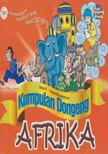 Buku Kumpulan Dongeng Afrika Cerdas Interaktif