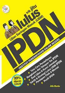 Trik Jitu Lulus USM IPDN