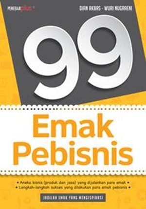 Buku 99 Emak Pebisnis