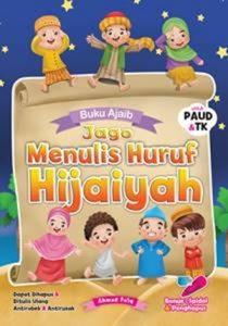 Buku Ajaib menulis huruf hijaiyah