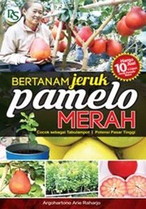 Buku Bertanam Jeruk Pamelo Merah