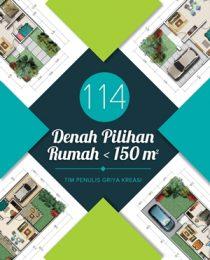 Buku 114 Denah Pilihan Rumah