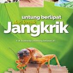 Buku Untung Berlipat dari ternak Jangkrik