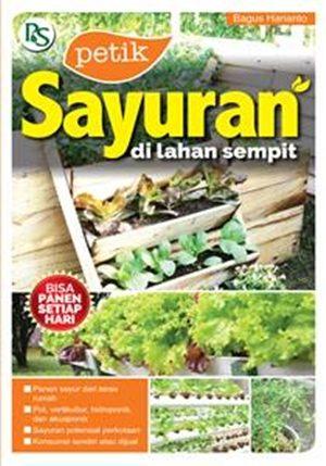Buku Petik Sayuran Di Lahan Sempit
