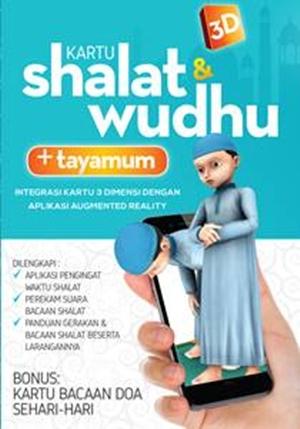 Kartu Shalat & Wudhu