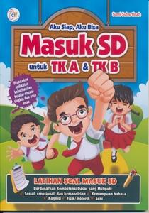 Buku Aku Siap Aku Bisa masuk SD TKA TKB