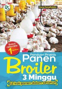 FA Cover PANDUAN PRAKTIS PANEN BROILER 3 MINGGU 300118-1