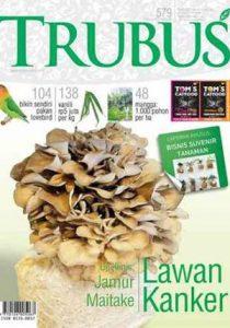 majalah trubus edisi februari