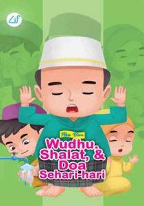 3 – Wudhu Sholat & Doa sehari-hari