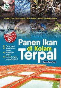 7 – Panen Ikan Di Kolam Terpal