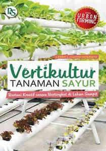 Buku Vertikultur Tanaman Sayur Penebar Swadaya