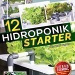 Buku 12 Hidroponik Starter