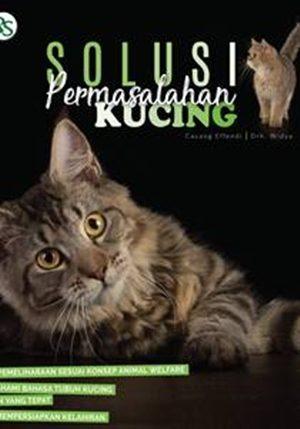 Buku Solusi Permasalahan Kucing