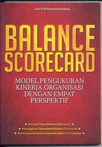 Buku Balance Scorecard