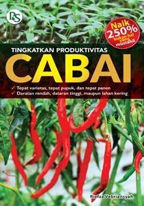 Buku Tingkatkan Produktivitas Cabai